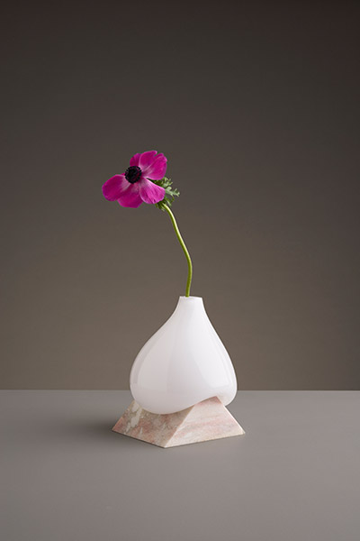 Indefinite vases by studio E.O - unusual vase design