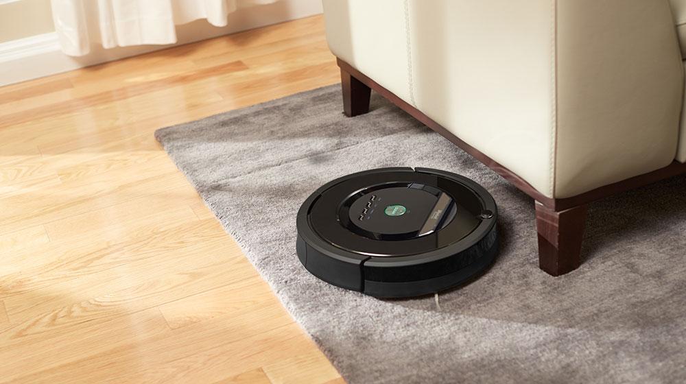 iRobot Roomba 880 robotic vacuum cleaner Usability