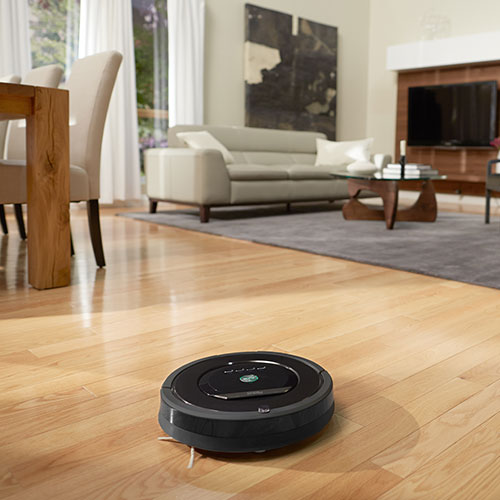 iRobot Roomba 880 robotic vacuum cleaner keeps getting better