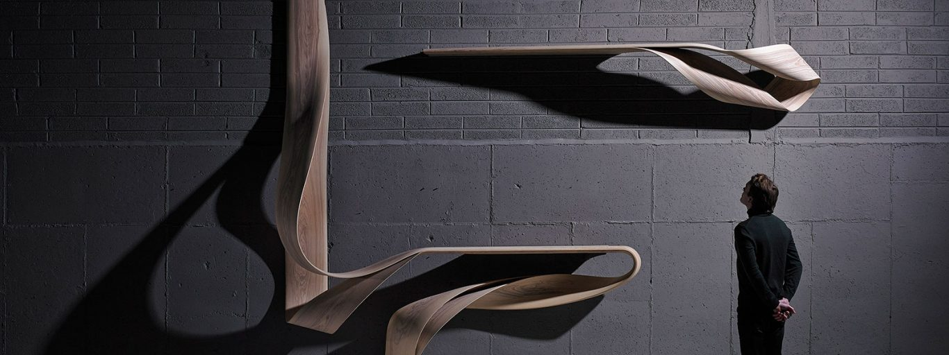 Joseph Walsh Studio futuristic furniture pieces