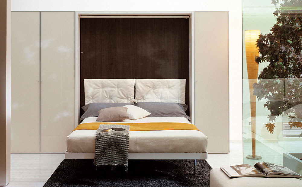 Lgm murphy bed perfect for small spaces