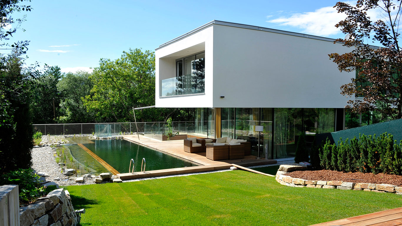 A light-filled, low-energy house in Vienna, Austria | 10 Stunning Homes