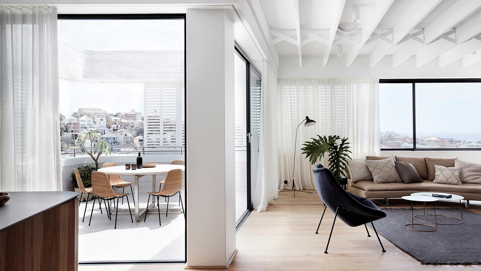 Tama's Tee Home by Luigi Rosselli Architects in Sydney, Australia