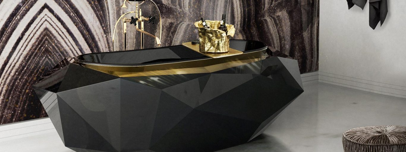 Luxury bathrooms by Maison Valentina