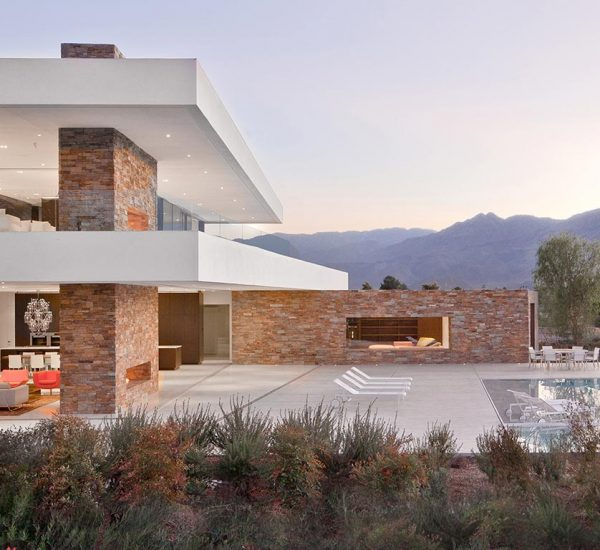 Marvelous Californian house built to tackle the extreme weather conditions