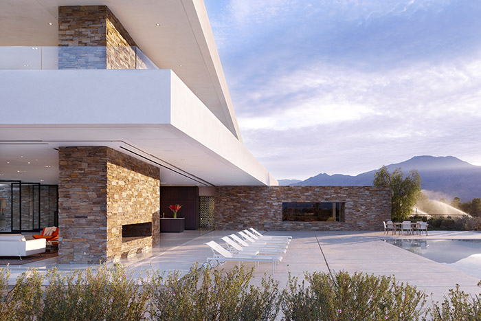 Madisonhouse by XTEN: Marvelous Californian house blends into the landscape