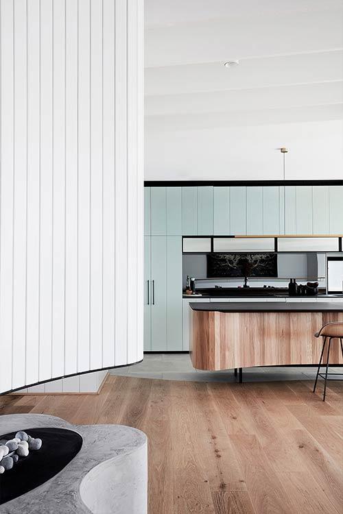 Tama's Tee Home by Luigi Rosselli Architects - modern interior design