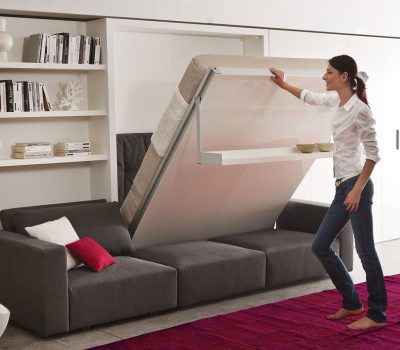 Modern murphy beds for small spaces