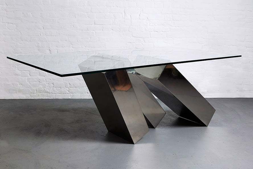 Monolith Creative Table by Duffy London