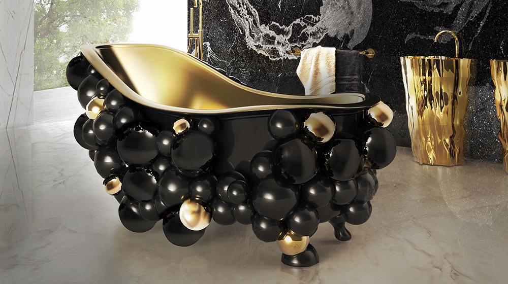 Newton unusual bathtub design