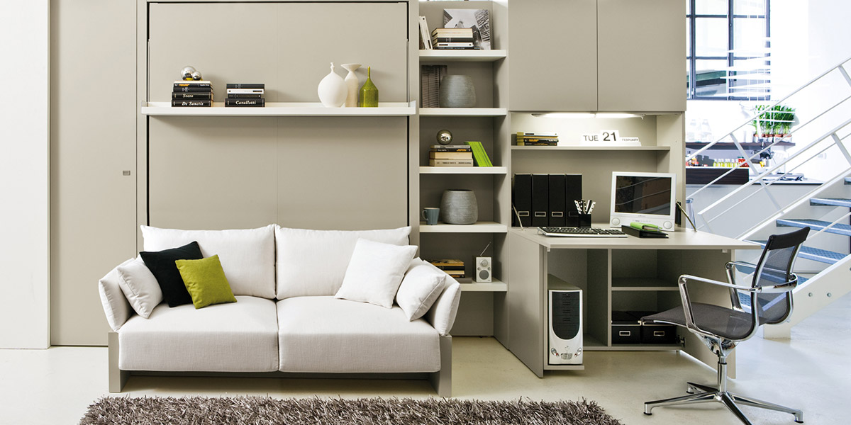 Nuovoliola 10 Space Saving Bed By Clei