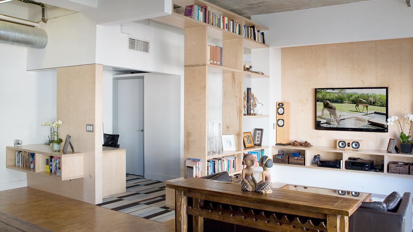 Remodeling on a budget: South Park loft by CHACOL