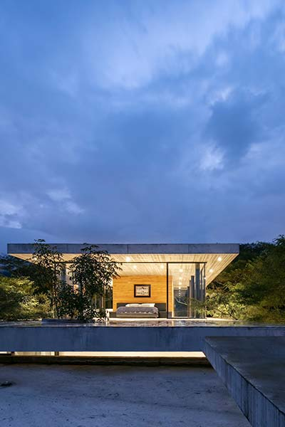 Single-family house by Gabriel Rivera Arquitectos