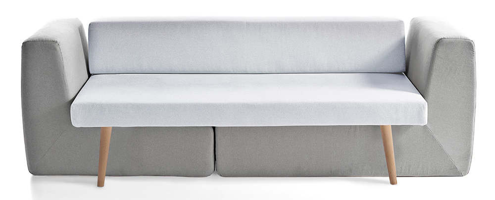 Sofista Modular Sofa by Formabilio