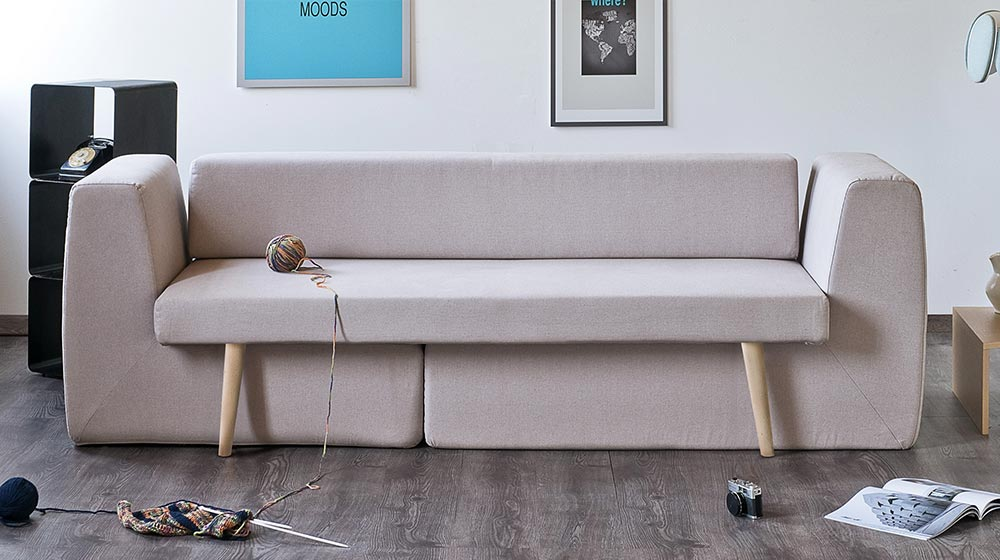 Sofista Multifunctional Sofa For Small Living Room