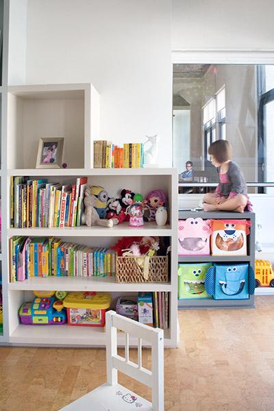 Kids room design in limited budget remodeled South Park loft