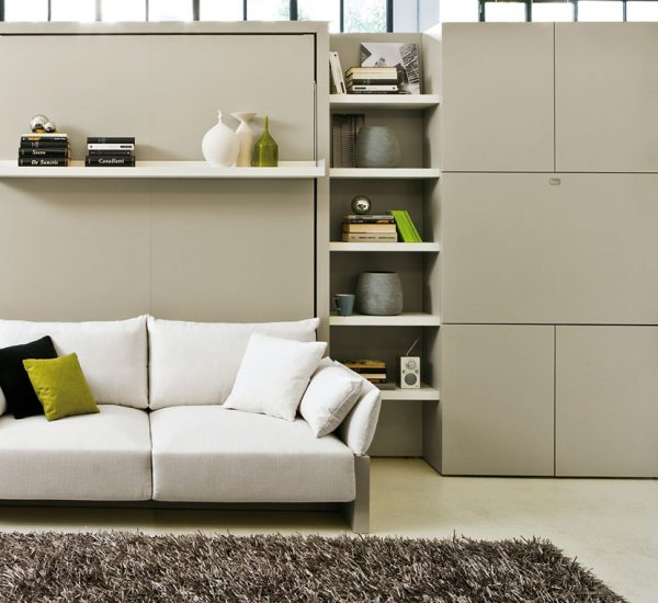 Nuovoliola Wall Bed For Small Spaces