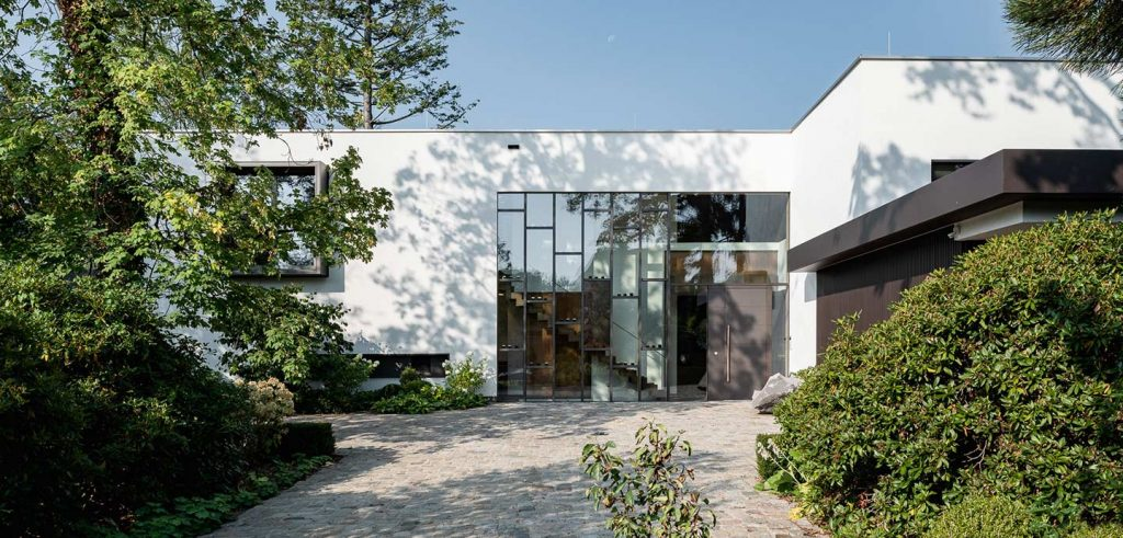 Spacious home in Munich, Germany for a large family