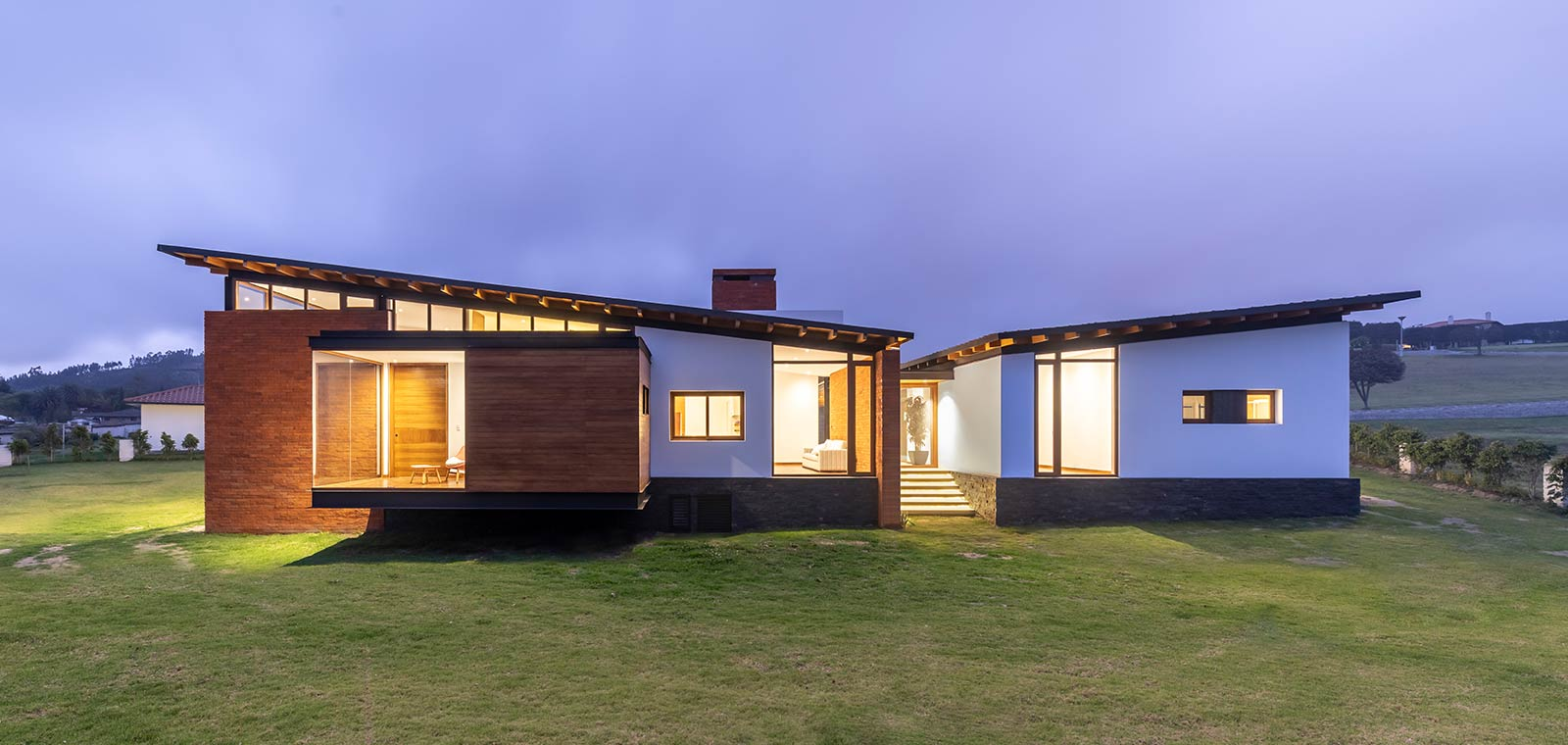 House AO by Studio Alfa located in Ecuador