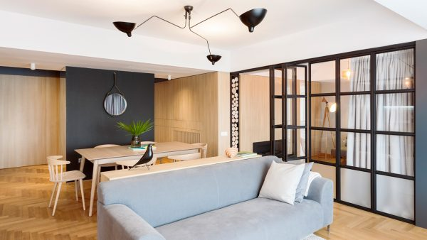 Stylish and functional apartment in the heart of Bucharest
