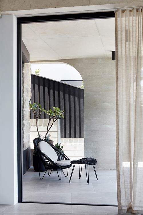 Tama's Tee Home designed by Luigi Rosselli Architects