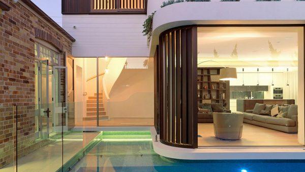 Australian cottage gets modern two-storey addition