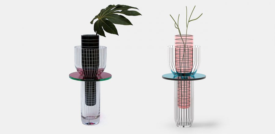 This $2000+ sculptural vase named Toy Glass Vase by Guillaume Delvigne will liven up your living room