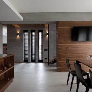 Two Levels by NOTT Design: Redesigned family home in Ukraine gets stylish neutral palette
