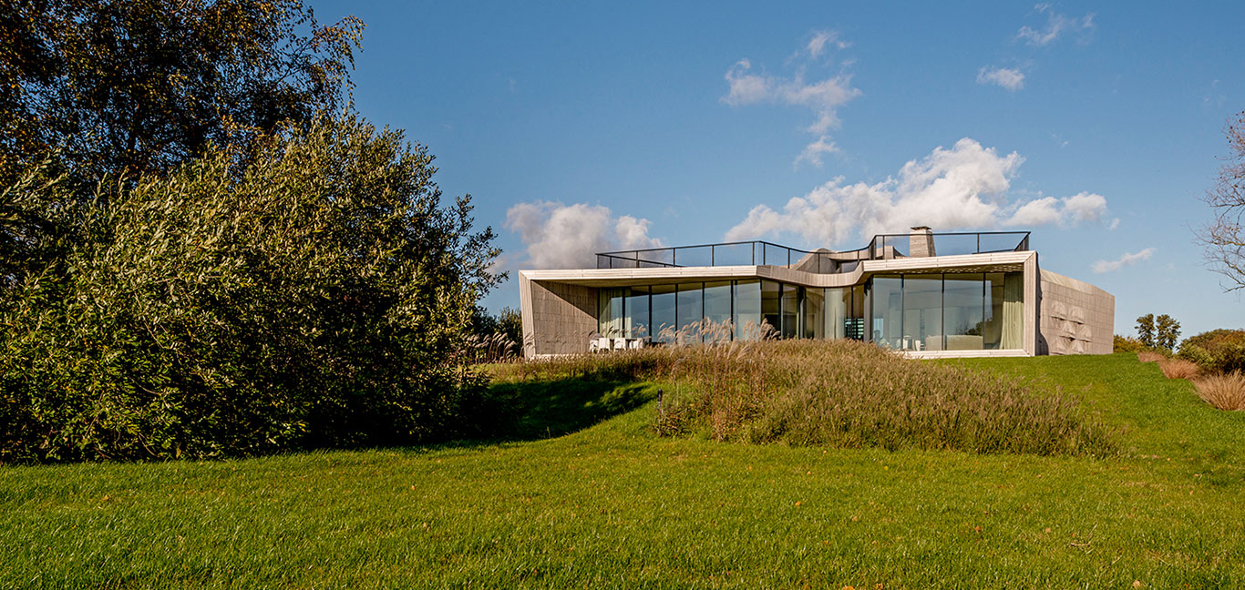 W.I.N.D House by UNStudio - spectacular contemporary smart home in the Netherlands