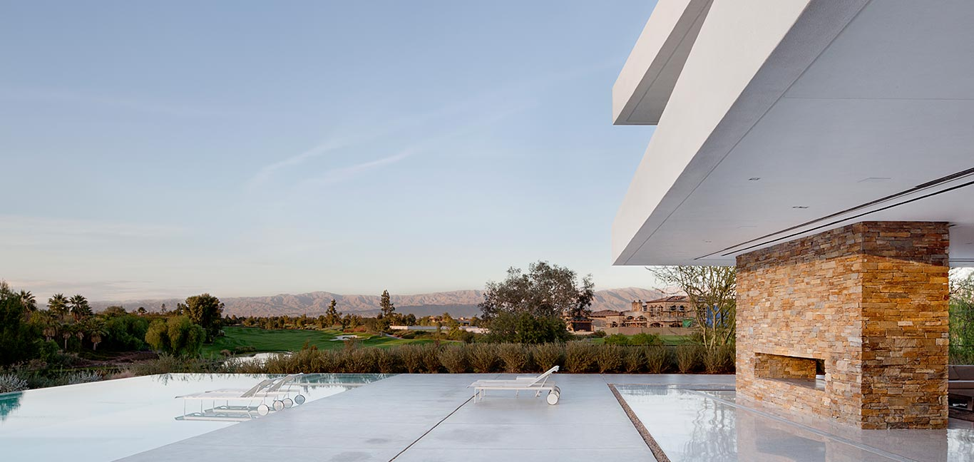 Marvelous Californian house in La Quinta built to tackle the extreme weather conditions - Madisonhouse by XTEN