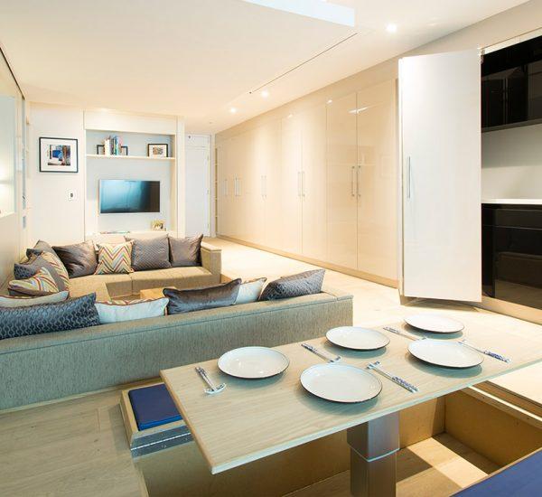 YO! Home convertible apartment by YO! Company