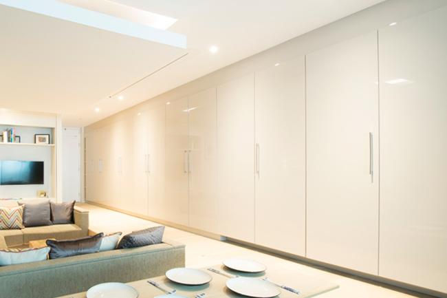 YO! Home transformable apartment