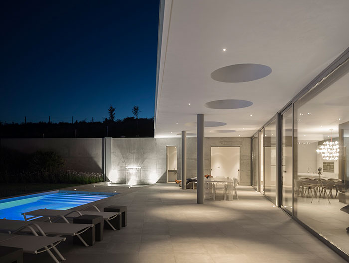 Gorgeous Zauia House in Algarve, Portugal with stunning swimming pool